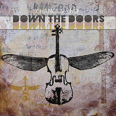 Chance's End - Down the Doors [New CD]