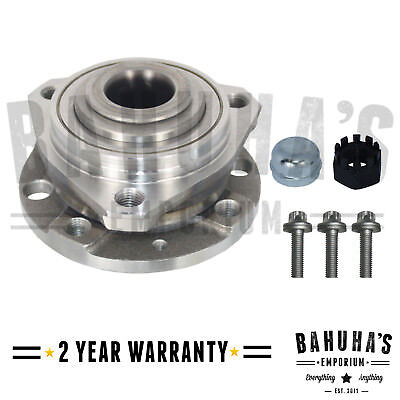 Vauxhall Astra G Non Abs Front Wheel Bearing 1998-Onwards *brand New* 4 Stud