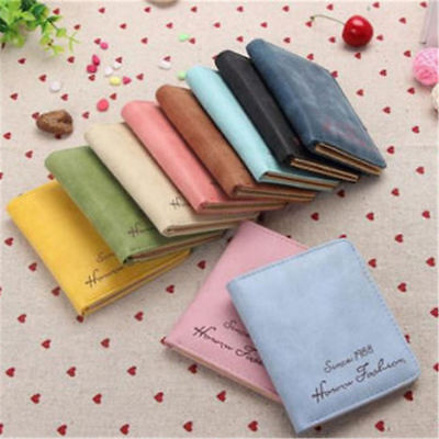 Cute Women's Leather Wallet Coin Purse Clutch Wallet Lady Card Holder Small Bag
