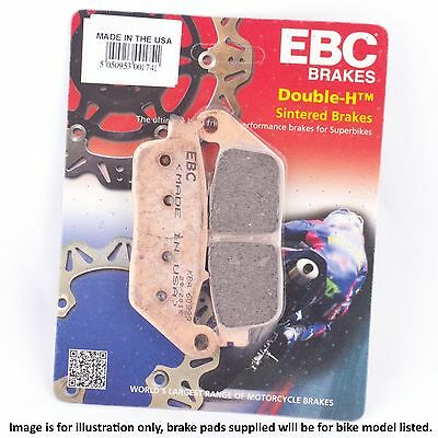 Suzuki VL 1500 Intruder Legend Classic 1998 EBC Sintered HH Front Brake Pad Set