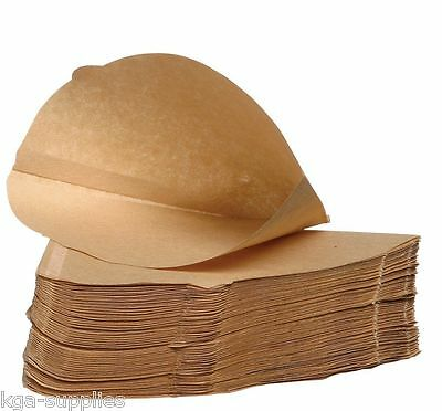 High quality Unbleached Size 4 Coffee Filter Papers Pack Of 80