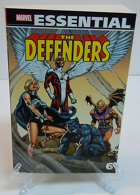 The Essential Defenders Volume 6 Marvel TPB Trade Paperback Brand New