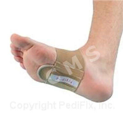 PediFix Arch Compression Elastic Bandage Binders With Metatarsal Pad ALL SIZES