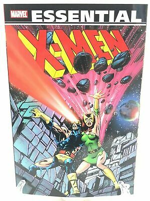 The Essential X-Men Volume 2 Marvel TPB Trade Paperback Brand New 120 121 122