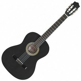 Stagg C542 4/4 Classical Guitar - Black