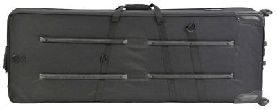 Skb Cases 1Skb-Sc88Kw Soft Case For 88-Note Keyboards With Wheels 1Skbsc88Kw New