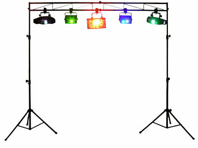 Odyssey Cases LTMTS8 New 8 Feet Wide Portable Truss System For LED Lightings