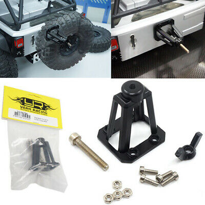 Yeah Racing YA-0457BK Steel Spare Tire Carrier Black For RC 1/10 Crawler