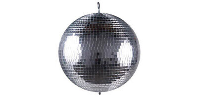"""American DJ M-2020 Heavy-Duty 20"""" Real Glass Tiles Mirror Disco Spin Ball New"""