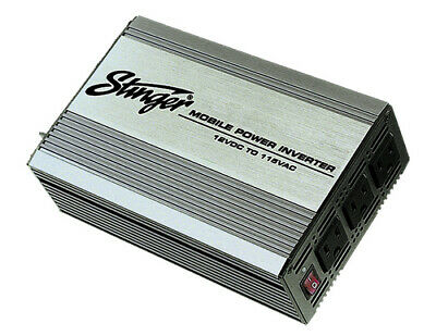 Stinger SPI1000 Car Audio Mobile Triple Outlet 1000 Watt High Power Inverter