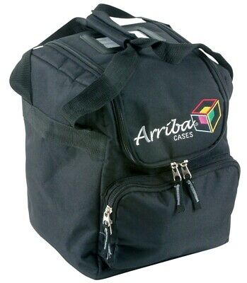 Arriba AC115 Padded Soft Road & Travel Bag (Saga Ii Stage Wash Coptersphere) New