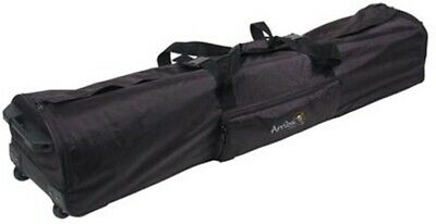 Arriba AC185 Dura Truss System Bag Padded Soft Travelling Case With Wheels New