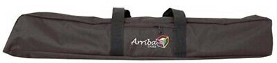 Arriba AS171 Ultra Durable Deluxe Tripod Bag Double Speaker Stand Tote Bag New
