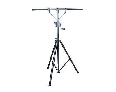 Odyssey Cases LTP8PRO New 8.5 Ft Crank Truss Lighting Stand System W/ Cross Bar