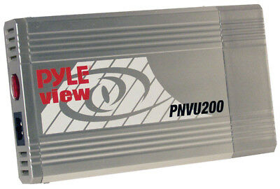 Pyle Car Audio PNVU200 New Car Audio Compact Power Ac Dc Inverter 160 Watts