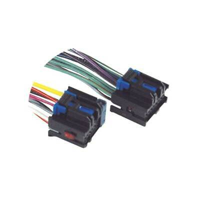 10 circuit 8 fuse universal wiring harness race rat rod w us made metra 71 2104 gm 2006 up reverse wiring harness w 14 16