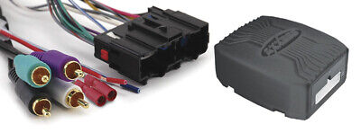 Axxess GMOS-LAN-04 Amplified Interface Harness For 06-Up Chevy Pontiac & Saturn