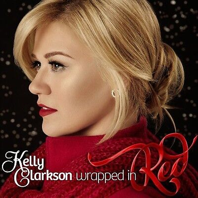 Kelly Clarkson - Wrapped in Red [New CD]