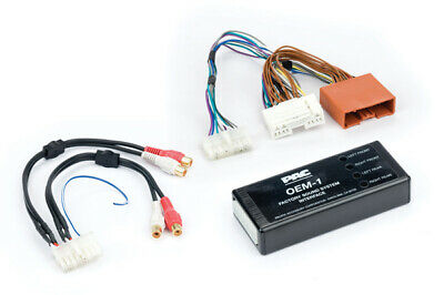 Pac AOEM-MAZ2 Plug In Install Amplifier Integration Interface For Mazda Vehicles