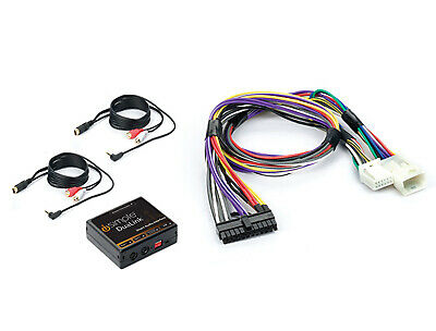iSimple ISTY531 2007-2013 Toyota Avalon Dual Aux Input Adapter Factory Radio
