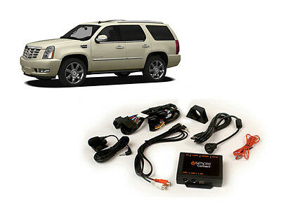 iSimple ISGM651 Iphone iPod Bluetooth 07-14 Cadillac Escalade Factory Radio Kit