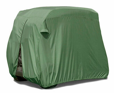 Armor Shield 4 Passenger Golf Cart Slip-On Cover Olive Color New