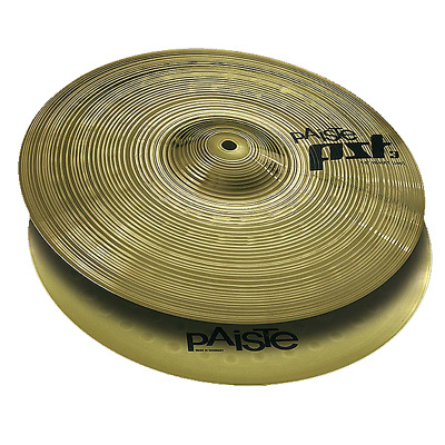 Paiste 634214 14 Inch Pst 3 Series Bottom Hi-Hat Cymbal W/ Clean Sound Character