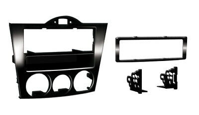 Fits Mazda RX8 2004-2008 Double DIN Aftermarket Harness Radio Install Dash Kit