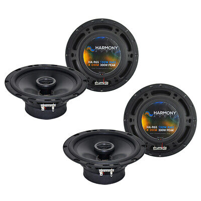 Chrysler LHS 1995-1998 Factory Speaker Replacement Harmony Upgrade Package New
