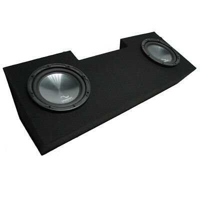 "1982-1992 Pontiac Firebird Coupe Harmony R104 Dual 10"" Sub Box Enclosure Package"