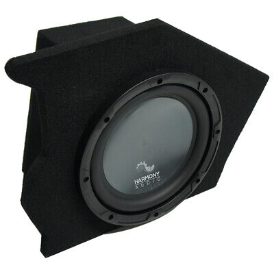 "1993-2002 Chevy Camaro Coupe Driver Side 10"" Harmony R104 Sub Box Enclosure"