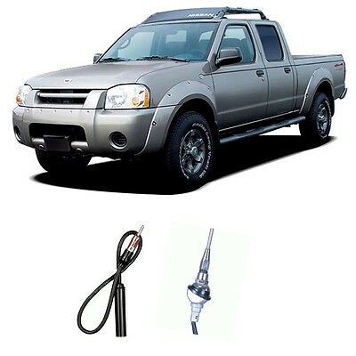 Fits Nissan Frontier 1998-2004 Factory Replacement Radio Stereo Custom Antenna