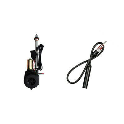 Oldsmobile Eighty-Eight 85-99 Factory Replacement Radio Stereo Powered Antenna