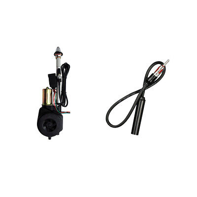 Chevy Corvette 1997-2004 Factory Replacement Radio Stereo Powered Antenna