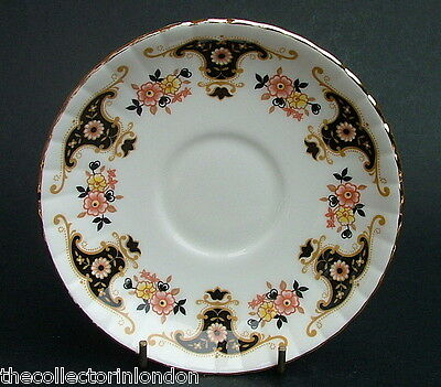 Royal Stafford Balmoral Pattern Tea Saucer Only 14cm Dia Looks in VGC