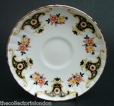 Royal Stafford Balmoral Pattern Coffee Saucer Only 13cm Dia Looks in VGC