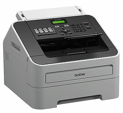 brother® FAX2940G1 Laserfax FAX-2940 Faxgerät 33.600 bps
