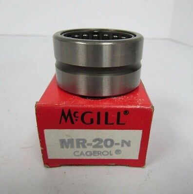 MCGILL MR-20-N Cagerol Bearing NOS
