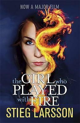 The Girl Who Played With Fire (Millennium Trilog, Stieg Larsson, New