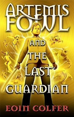 Artemis Fowl and the Last Guardian, 8,Eoin Colfer