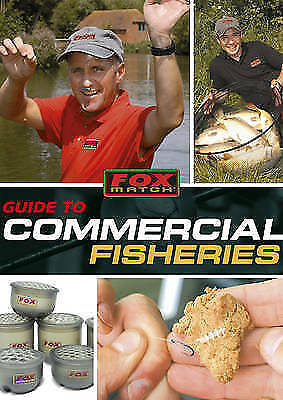 Fox Guide to Commercial Fisheries, Mark Pollard, New