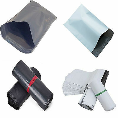 60 Micron Quality Mailing|Packing|Packaging|Postal Bags Strong Self Seal Plastic