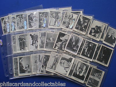 A&BC You'll Die Laughing Bubblegum Cards * Choose The One's You Need *  1974