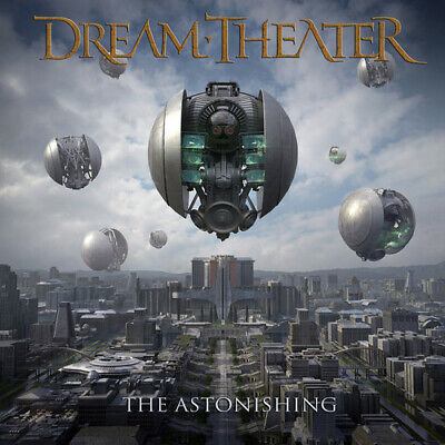 Dream Theater - Astonishing [New CD] Explicit