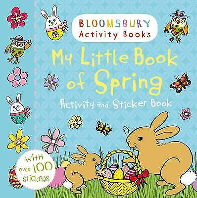 My Little Book of Spring (Little Activity Books), ., New