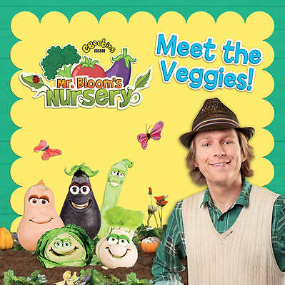 Mr Bloom's Nursery: Meet the Veggies!, , New