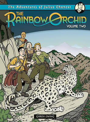 The Rainbow Orchid: Adventures of Julius Chancer, Garen Ewing, New