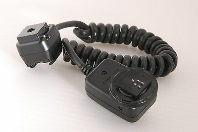 Excellent+++!!  Canon Off Camera Shoe Cord E for EOS Series from Japan