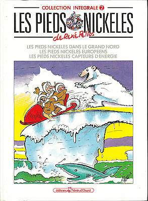 Les Pieds Nickeles / Collection Integrale / Rene Pellos /  Tome 2
