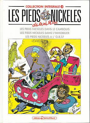 Les Pieds Nickeles / Collection Integrale / Rene Pellos /  Tome  18